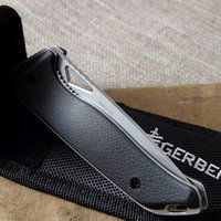 Фото Нож Gerber Moment Folding Sheath DP FE в блистере 31-002209